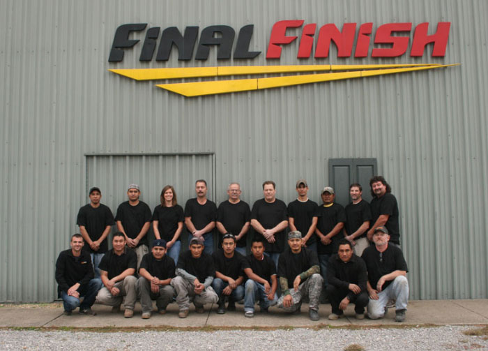 Final Final Morgantown Team Photo
